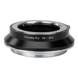 Adapters for Pentax K Mount Lenses