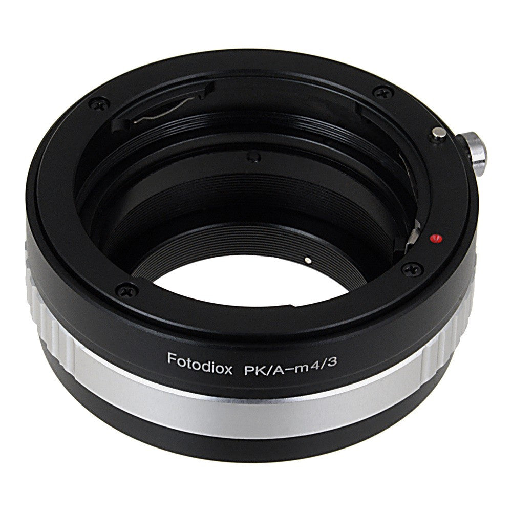 M42 Lens to Micro 4//3 Olympus PEN and Panasonic Lumix Cameras 42mm x1 Thread Screw Fotodiox Lens Mount Adapter