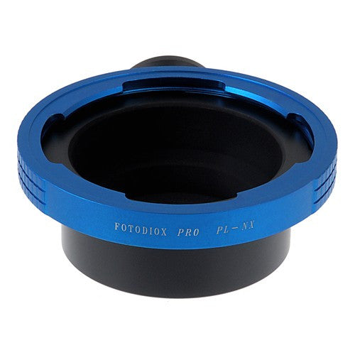 Arri PL (Positive Lock) Mount Lens to Samsung NX Mount Camera Bodies