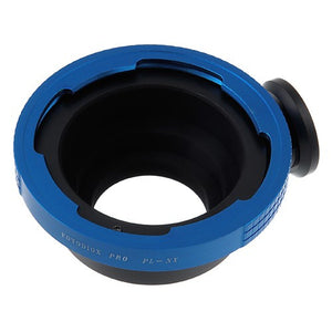 Fotodiox Pro Lens Adapter - Compatible with Arri PL (Positive Lock) Mount Lenses to Samsung NX Mount Mirrorless Cameras