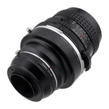 Fotodiox Pro Lens Mount Adapter - Pentax 6x7 (P67, PK67) Mount Lenses to Micro Four Thirds (MFT, M4/3) Mount Mirrorless Camera Body