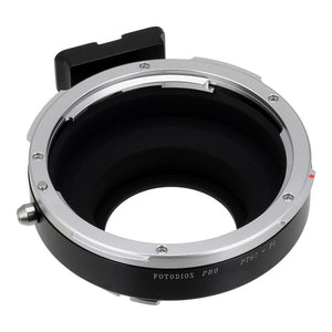 Fotodiox Pro Lens Adapter - Compatible with Pentax 6x7 (P67, PK67) Mount SLR Lenses to Arri PL (Positive Lock) Mount Cameras