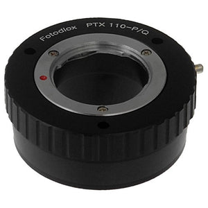 Pentax 110 SLR Lens to Pentax Q (PQ) Mount Camera Body Adapter