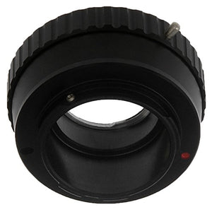 Fotodiox Lens Adapter - Compatible with Pentax 110 SLR Lenses to Pentax Q (PQ) Mount Mirrorless Cameras