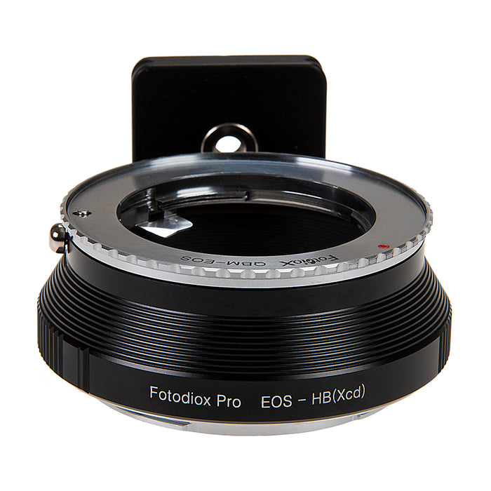 Fotodiox Pro Lens Mount Double Adapter, Rollei 35 (SL35, QBM) SLR and Canon EOS (EF / EF-S) D/SLR Lenses to Hasselblad XCD Mount Mirrorless Digital Camera Systems (such as X1D-50c and more)