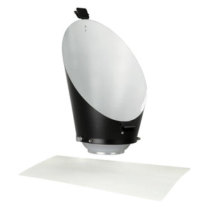 Fotodiox Background Reflector for Balcar and Paul C Buff (AlienBees, Einstein, White Lightning) Compatible Lights
