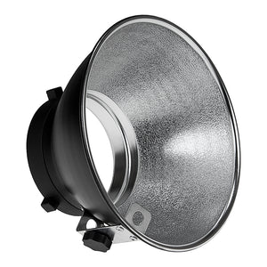 "Fotodiox S-Type 7"" Reflector for Bowens Gemini & Calumet Travelite Strobes"