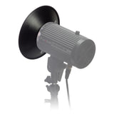 "Fotodiox 8.25"" Wide Angle Reflector for Balcar and Paul C Buff (AlienBees, Einstein, White Lightning) Compatible Lights"