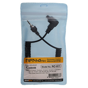 Replacement cable for the SMDV RFN-4 Wired & Wireless Shutter Release system
