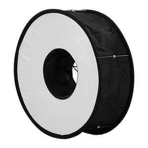 Ringbox Flash Softbox from Fotodiox - Quick Collapsing 45cm Round Flash Diffusion Softbox
