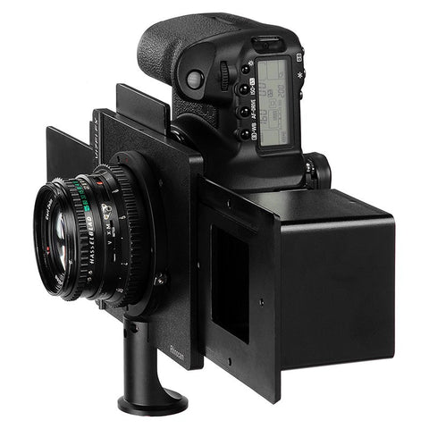 Shift Stitch Hasselblad V Lens to Canon EOS Camera Panoramic Images ...