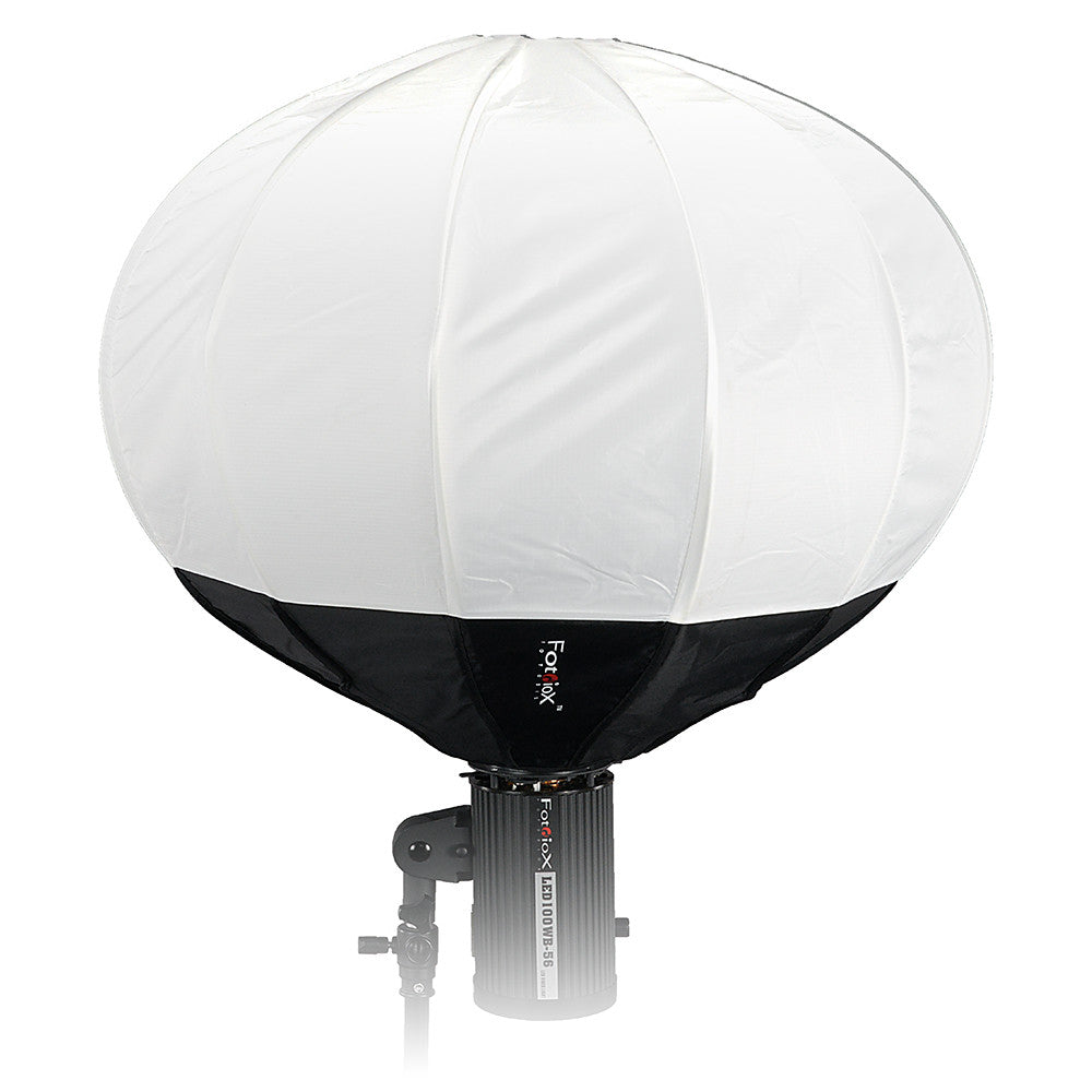 50cm Collapsible Globe Softbox with Bowens Speedring for Bowens Globe Interfit and Compatible Lights Fotodiox Lantern Softbox 20in