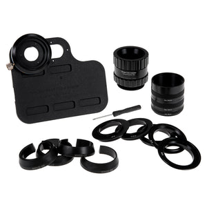 Scope Cam Adapter Kit from Fotodiox Pro - Camera and Smartphone Adapter Mount for Rifle Scopes