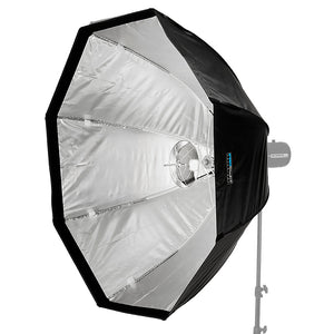 Pro Studio Solutions EZ-Pro Softbox with Profoto Speedring for Profoto and Compatible - Quick Collapsible Softbox with Silver Reflective Interior with Double Diffusion Panels