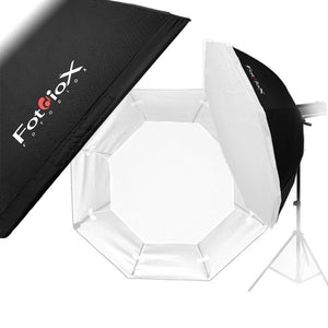 "Fotodiox Pro 60"" Softbox with Elinchrom Speedring for Elinchrom, Calumet Genesis, and Compatible"