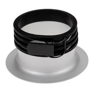 "Fotodiox Pro Speedring Insert Only for Profoto Speedring for Profoto and Compatible - 5-7/8"" Insert for EZ-Pro Softboxes, Beauty Dishes and Standard Softboxes"