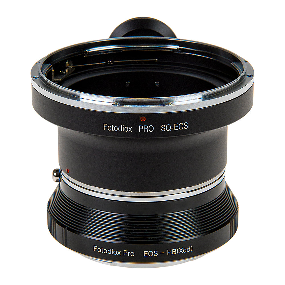 Fotodiox Pro Lens Mount Double Adapter Bronica SQ Mount and Canon ...