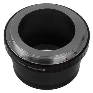 Fotodiox Lens Mount Adapter - Tamron Adaptall (Adaptall-2) Mount SLR Lens to Nikon 1-Series Mirrorless Camera Body