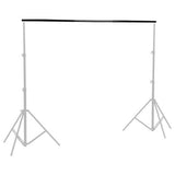 10ft Adjustable Telescoping Backdrop Support Crossbar