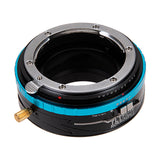Fotodiox Pro TLT ROKR - Tilt / Shift Lens Mount Adapter for Nikon Nikkor F Mount G-Type D/SLR Lenses to Fujifilm Fuji X-Series Mirrorless Camera Body