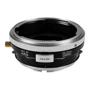 Fotodiox Pro TLT ROKR - Tilt / Shift Lens Mount Adapter for Pentacon 6 (Kiev 66) SLR Lenses to Sony Alpha A-Mount (and Minolta AF) SLR Camera Body