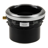 Fotodiox Pro TLT ROKR - Tilt / Shift Lens Mount Adapter for Pentacon 6 (Kiev 66) SLR Lenses to Sony Alpha E-Mount Mirrorless Camera Body
