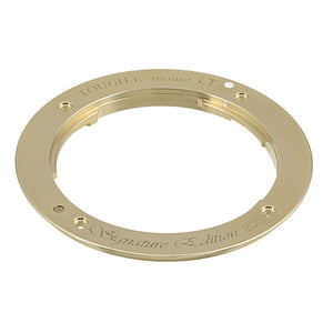 Fotodiox Pro TOUGH E-Mount - Signature Gold Edition - Light Tight Replacement Lens Mount for Sony E-mount Cameras