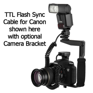 Aputure Pro-Grade TTL Off-Camera Hot-Shoe Flash Sync Cable