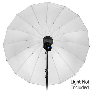 Fotodiox Pro 16-rib, Black and White Reflective Parabolic Umbrella