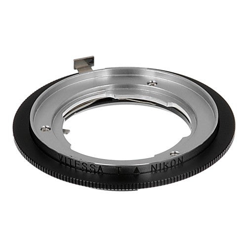 Fotodiox Pro Lens Mount Adapter - Vitessa Lens to Nikon F Mount SLR Camera Body