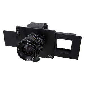 Vizelex RhinoCam+ Mamiya 645 Mount for Sony Alpha E-Mount Full Frame Mirrorless Camera Body - for Shift Stitching 645 and Panoramic Sized Images with Medium Format Lenses