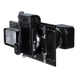 Vizelex RhinoCam for Sony Alpha E-Mount APS-C Mirrorless Camera Body - for Shift Stitching 645 and Panoramic Sized Images with Medium Format Lenses