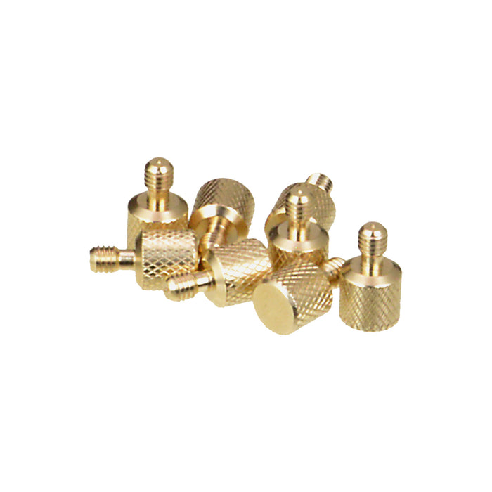 WonderPana FreeArc 66 & 80 OEM Short Screws (Set of 8), Used to Attach Brackets to the Core Unit - Replacement Part for WonderPana FreeArc Filter Holders (SKUs starting with 'WPFA-***')