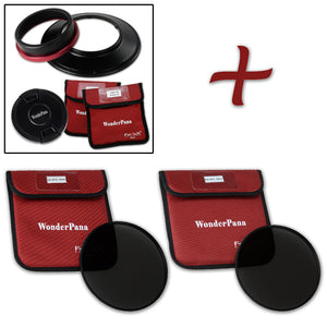 WonderPana XL Filter Holder for Canon EF 11-24mm f/4L USM Lens - Ultra Wide Angle Lens Filter Adapter