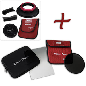 WonderPana XL Filter Holder for Sigma 14mm 1.8 DG HSM Art Lens - Ultra Wide Angle Lens Filter Adapter