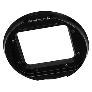 Fotodiox Pro WonderPana Go H3 Filter Adapter - GoTough Filter Adapter System f/ GoPro HERO3 Skeleton or Underwater Housing Case (Not HERO3+)