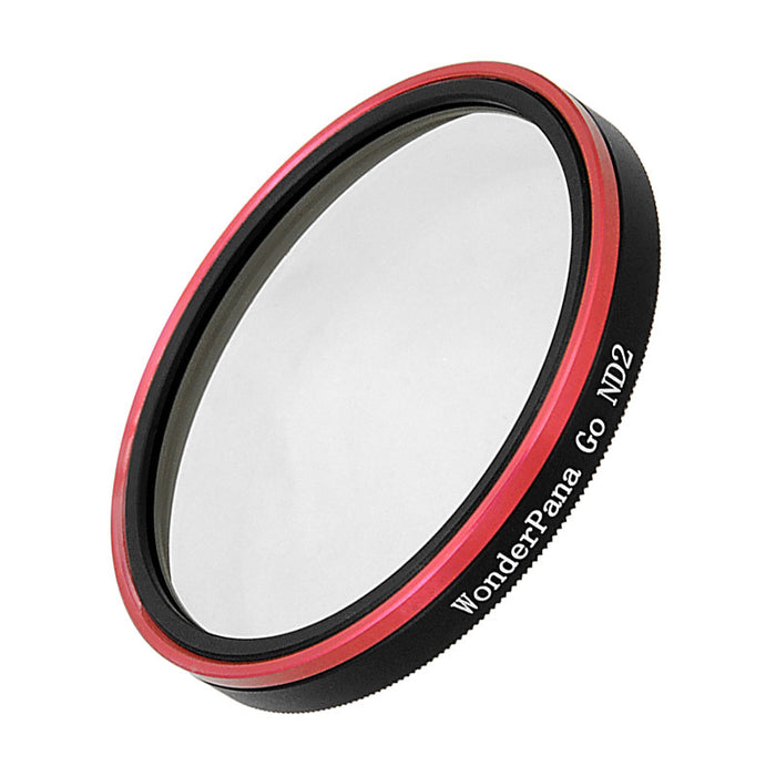 Fotodiox Pro WonderPana Go Neutral Density +2 (1-Stop ND) Filter - Filter f/ GoTough Filter Adapter System