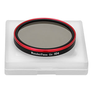 Fotodiox Pro WonderPana Go Neutral Density +4 (2-Stop ND) Filter - Filter f/ GoTough Filter Adapter System