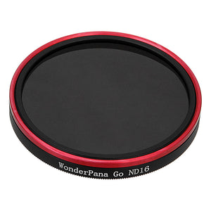 Fotodiox Pro WonderPana Go Neutral Density +16 (4-Stop ND) Filter - Filter f/ GoTough Filter Adapter System