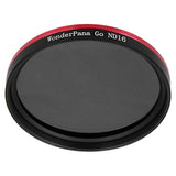 Fotodiox Pro WonderPana Go Neutral Density +16 (4-Stop ND) Filter for the GoTough WonderPana Go Filter Adapter System