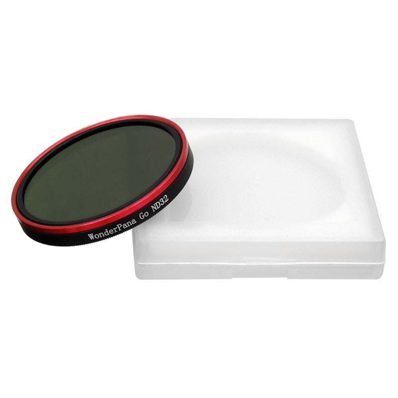 Fotodiox Pro WonderPana Go Neutral Density 5-Stop ND 32 Filter for The GoTough WonderPana Go Filter Adapter System