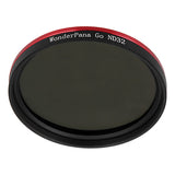 Fotodiox Pro WonderPana Go Neutral Density +32 (5-Stop ND) Filter for the GoTough WonderPana Go Filter Adapter System