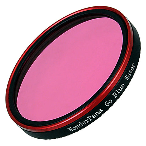 Fotodiox Pro WonderPana Go Rose-Pink Underwater Filter Blue Water GoTough Filter Adapter System (Rose-Pink)