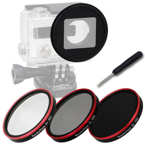 Fotodiox Pro WonderPana Go H3+ Neutral Density Kit