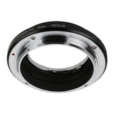 Fotodiox Pro Lens Mount Adapter, Hasselblad/Fujifilm X-Pan 35mm Rangefinder Lens to Hasselblad XCD Mount Mirrorless Digital Camera Systems (such as X1D-50c and more)