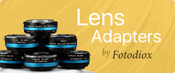Fotodiox Lens Adapters