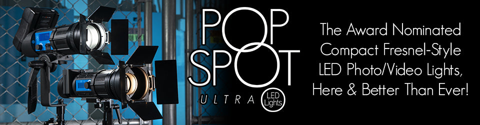 PopSpot Ultra Collection Banner