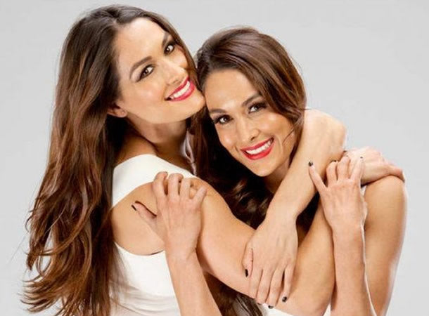 Brie and Nikki Bella: Martellas supporting women owned businesses