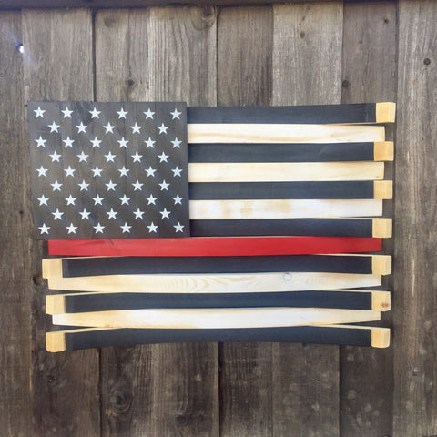 Firefighter American Flag