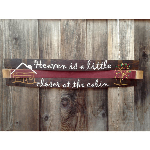 Cabin Love Wall Art